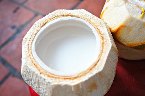 Các bước làm món thạch dừa